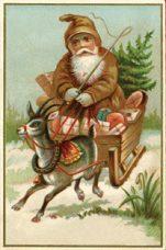 webpage_Vintage Santa